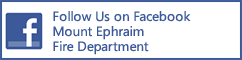 Follow Mount Ephraim Fire Department on FaceBook